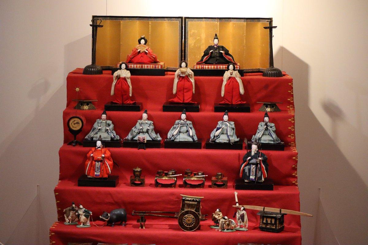Yokohama Doll Museum・Ornamental dolls for Japanese Girls' Day-1