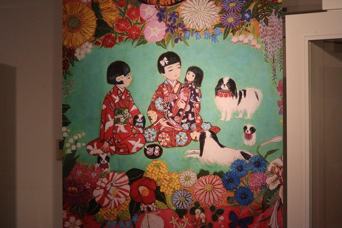 Yokohama Doll Museum・Ornamental dolls for Japanese Girls' Day・Poster-2
