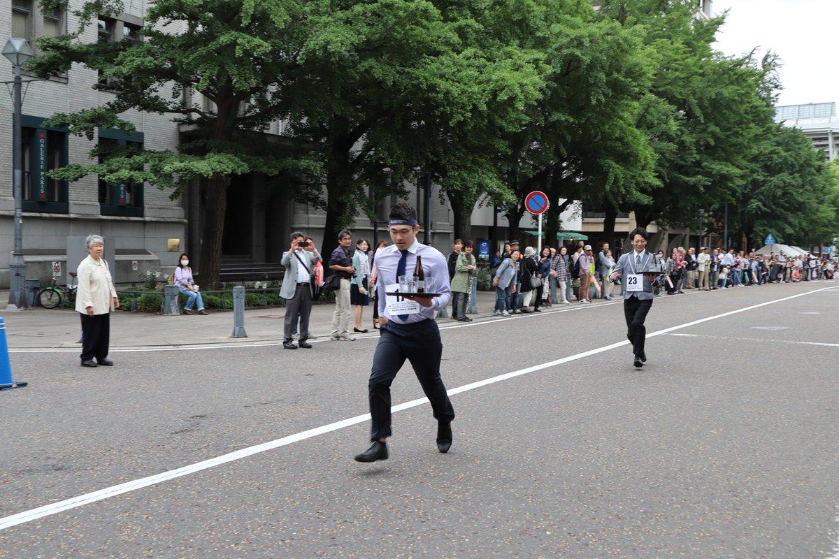 Nihon Oodouri・Waiters Race Japan 2019-2