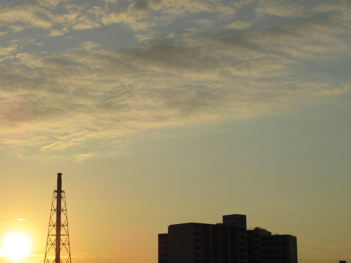 夜明けの横浜1