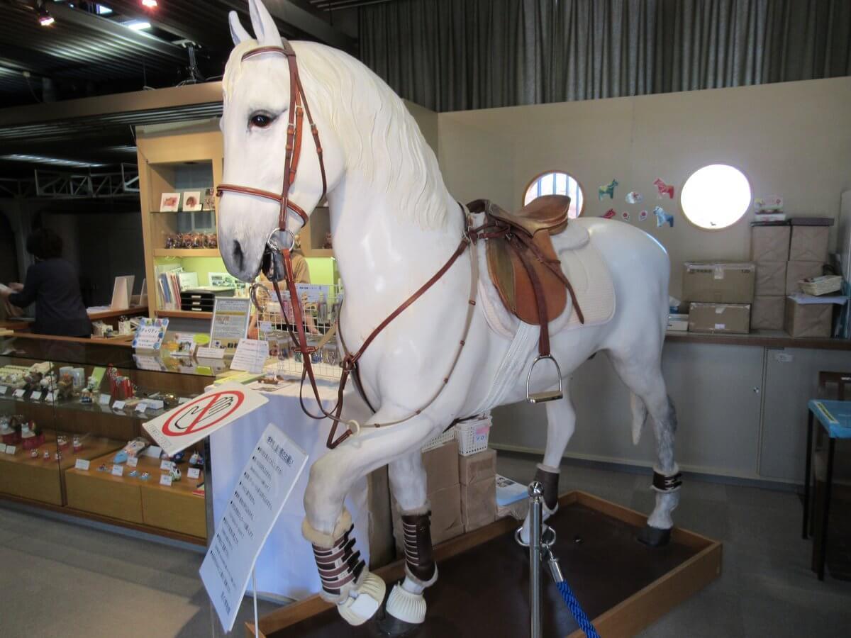 Horse Museum・Inside