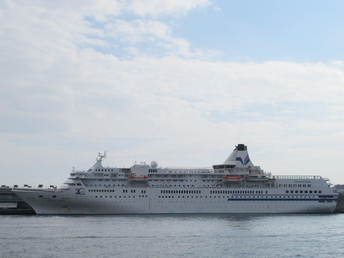 Osanbashi Yokohama International Passenger Terminal・Venus Cruise