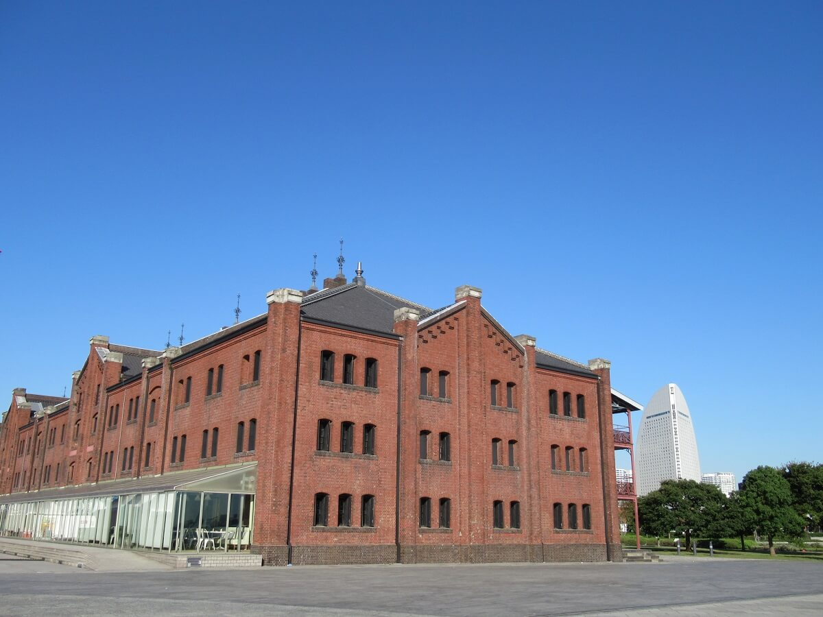 Red Brick Warehouse・building