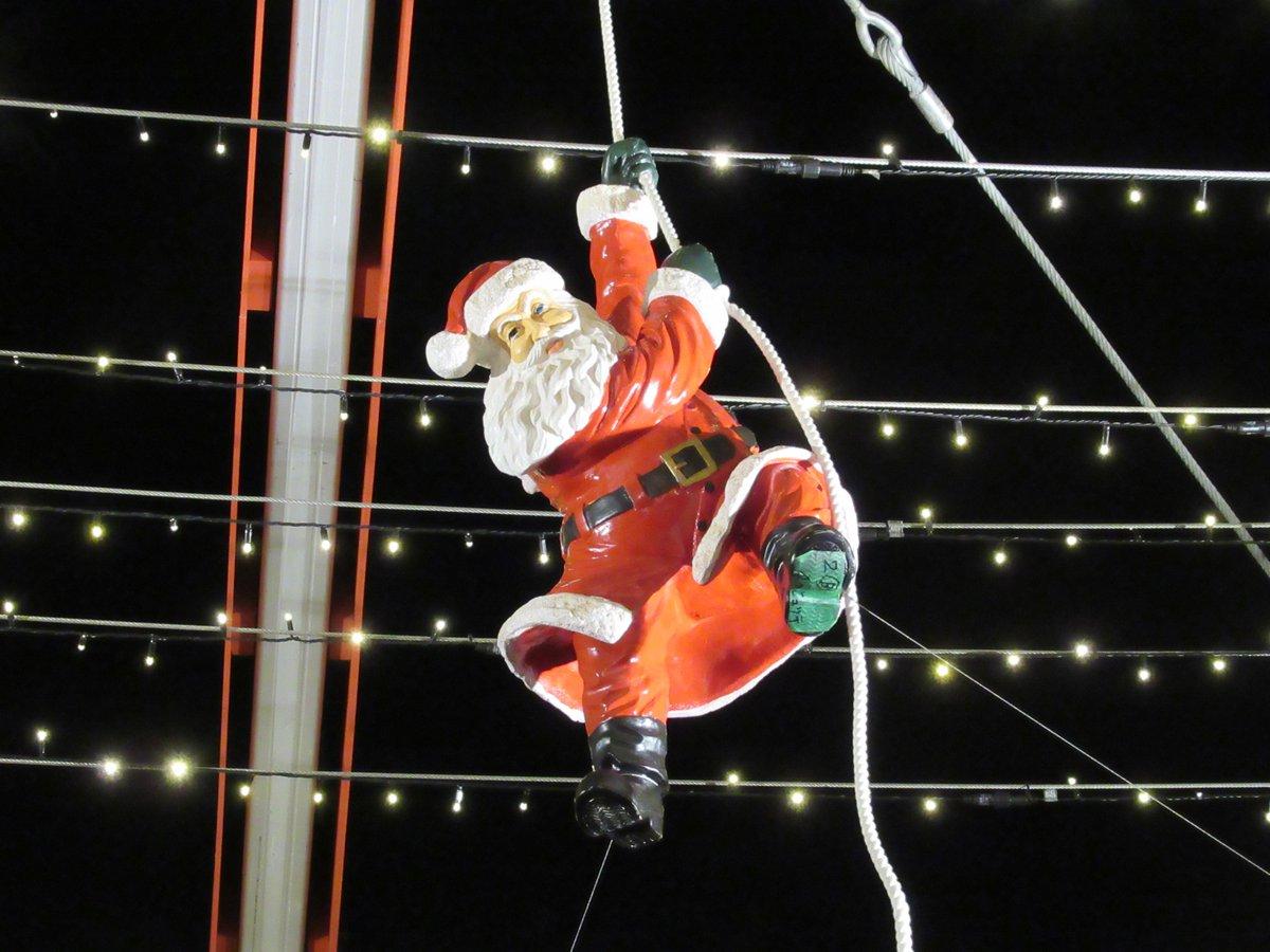 Red Brick Warehouse・Christmas market・Santa Claus