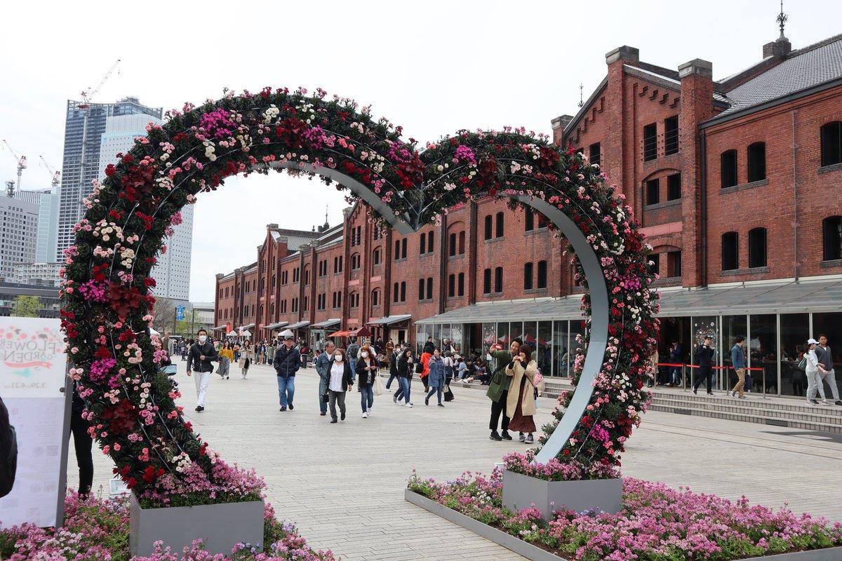 Red Brick Warehouse・Flower Garden