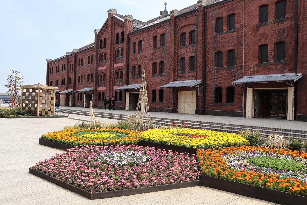 Red Brick Warehouse・Flower Garden20・whole venue
