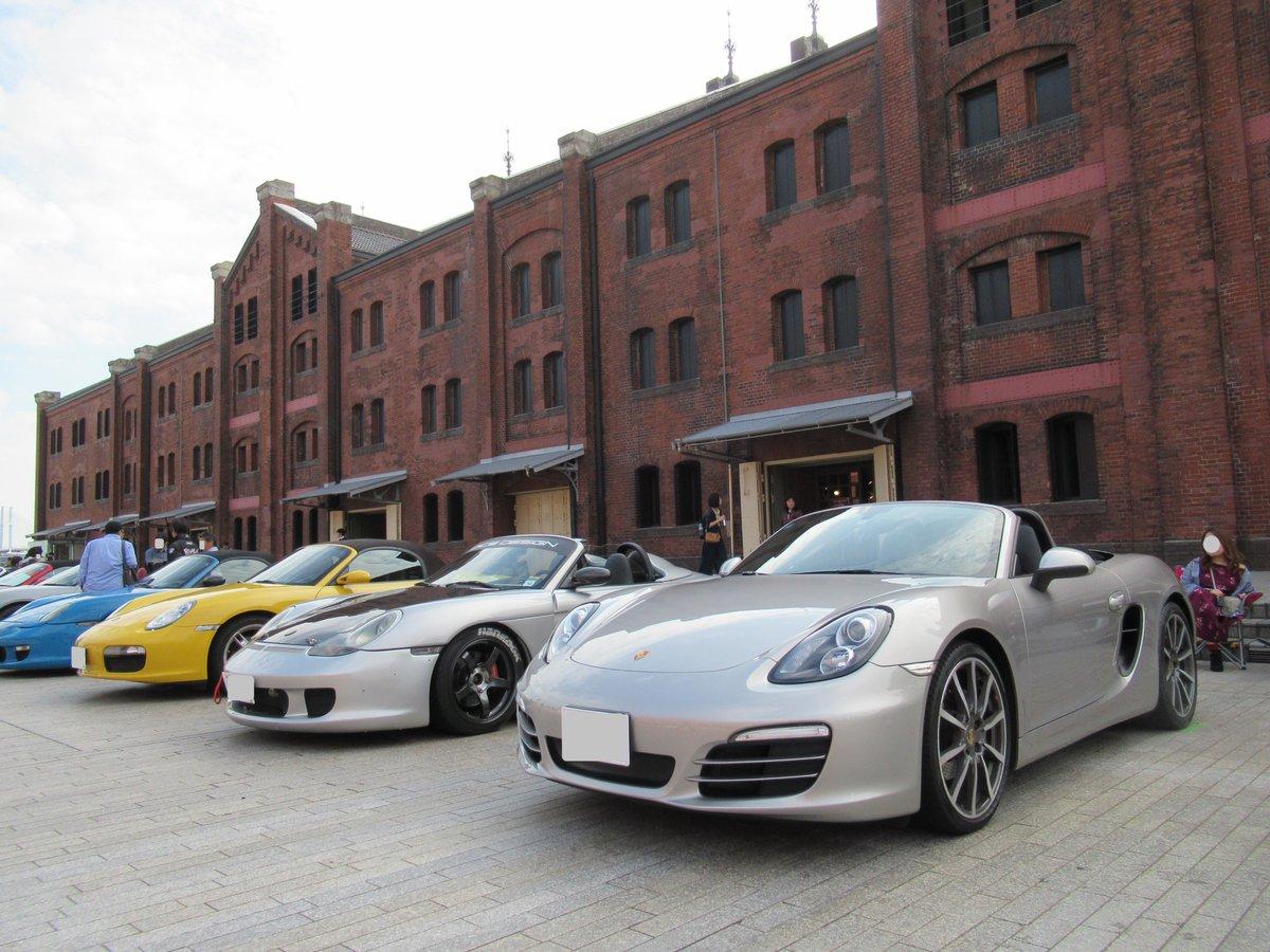 Red Brick Warehouse・Porsche with Red Brick Warehouse