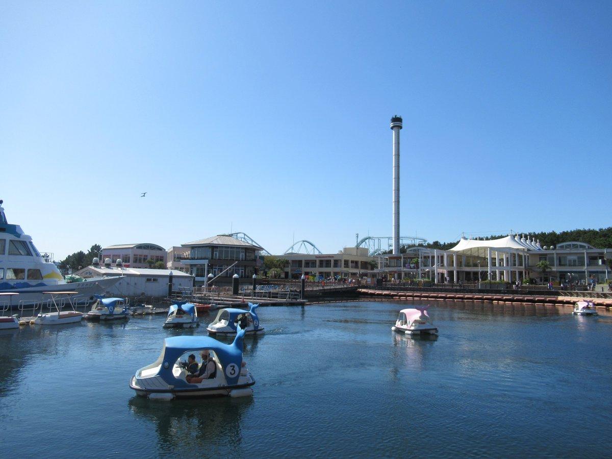 Hakkeijima Sea Paradise・Seaboat