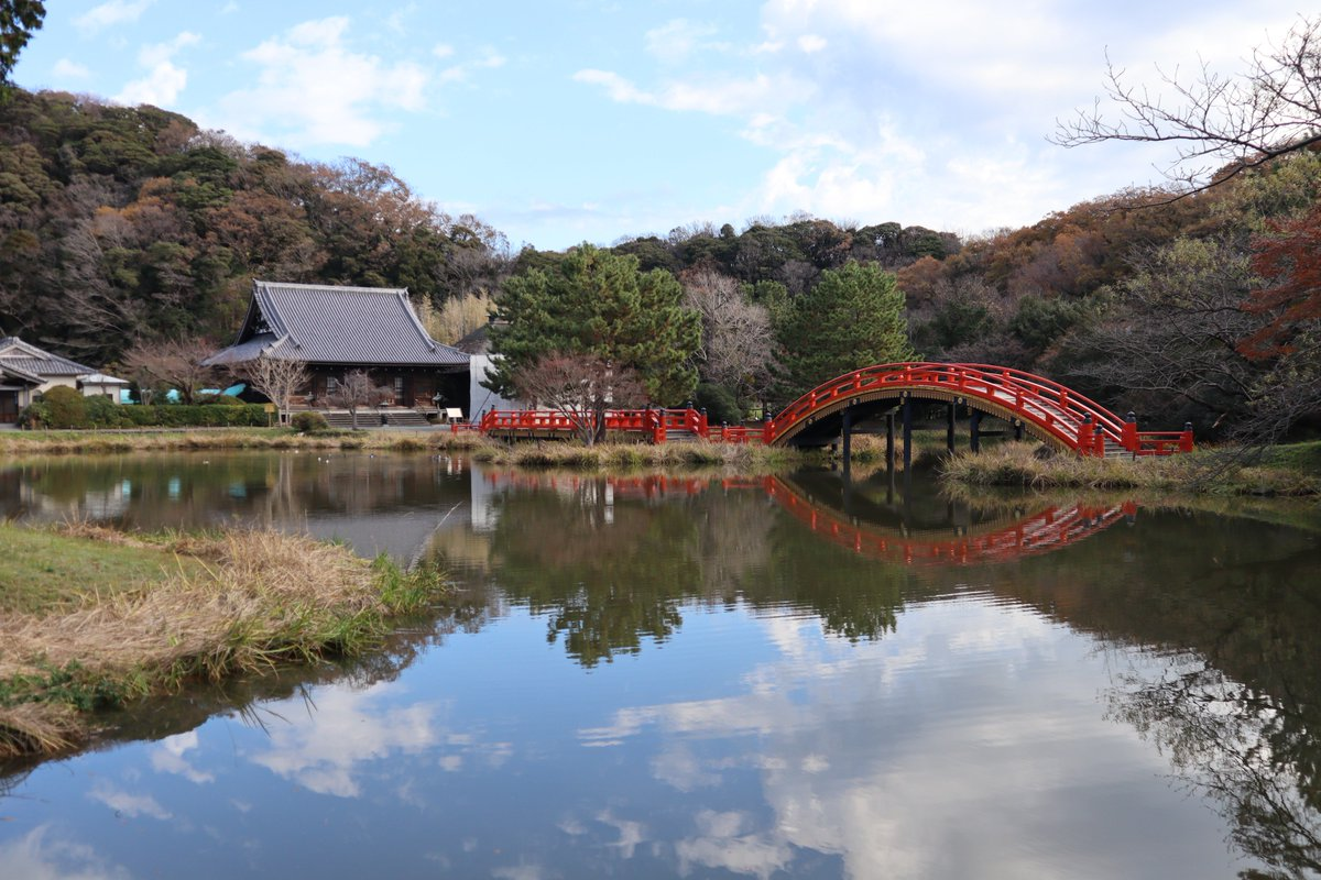 Shoumyouji・front pond