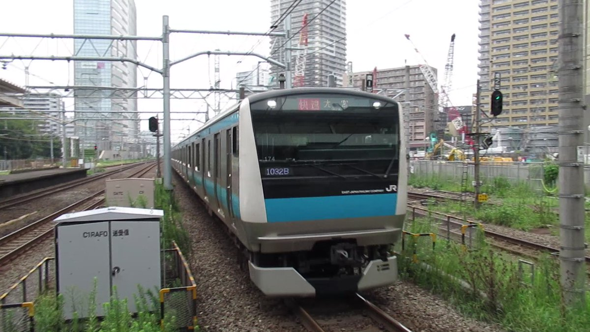 Keihin Tohoku Line5