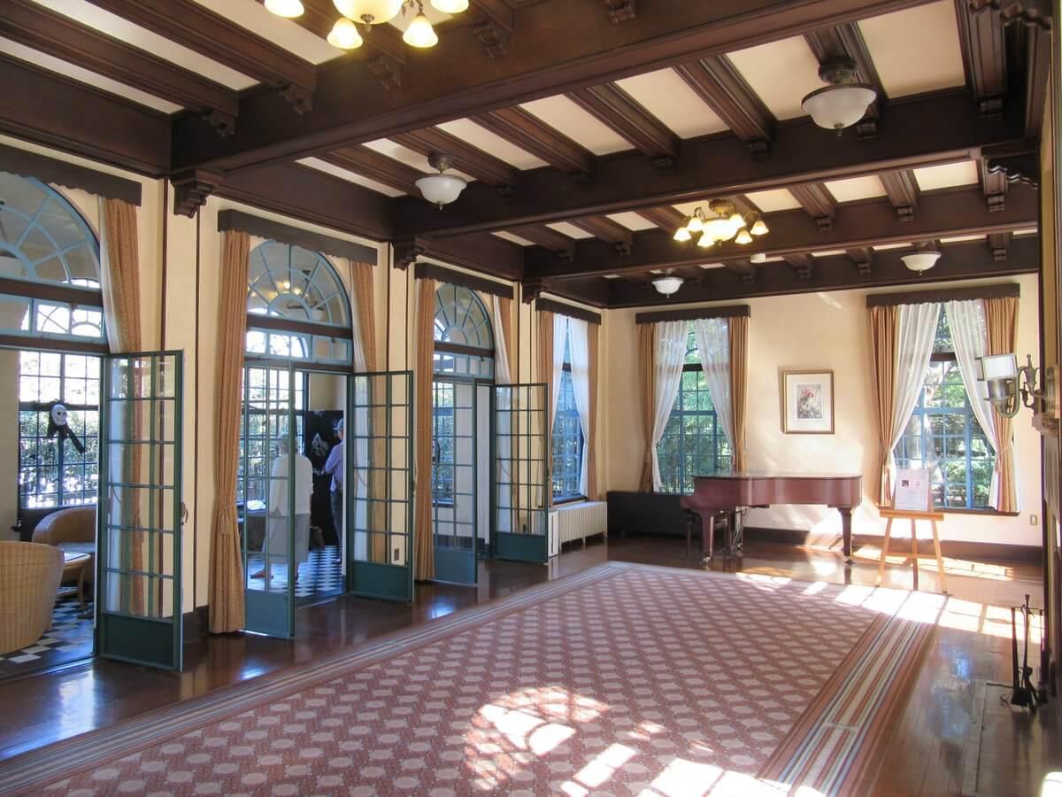Berrick Hall・Indoor
